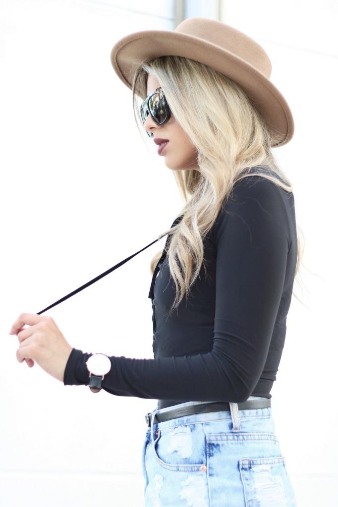 Long-sleeved-lace-bodysuit